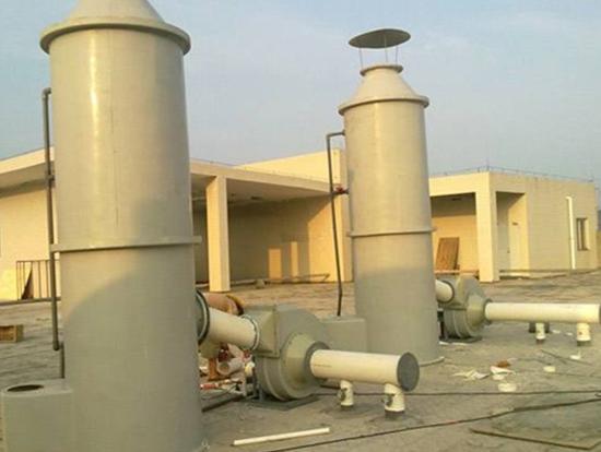 环保废气处理成套设备