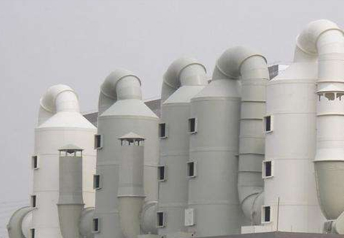 青海玻璃钢酸雾净化塔