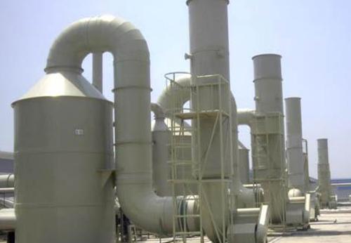 青海厂家直销 酸雾净化塔 酸雾吸收塔 废气净化塔 净化率高