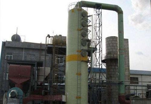宁夏脱硫除尘器净化塔